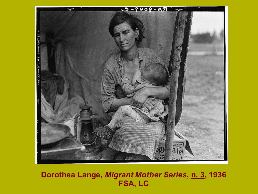Mason-Dixon Map, 1861 Dorothea Lange, Migrant Mother Series, n. 3, 1936 FSA, LC