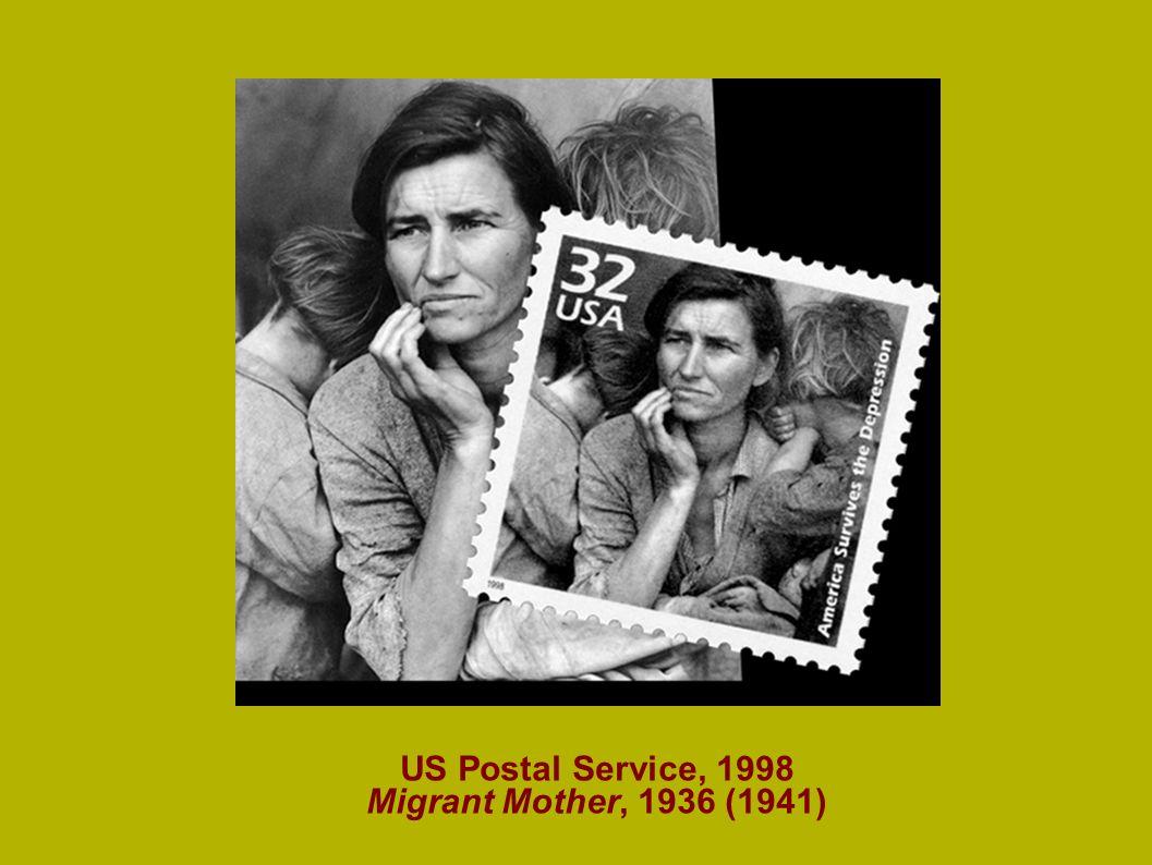 US Postal Service, 1998 Migrant Mother, 1936 (1941)