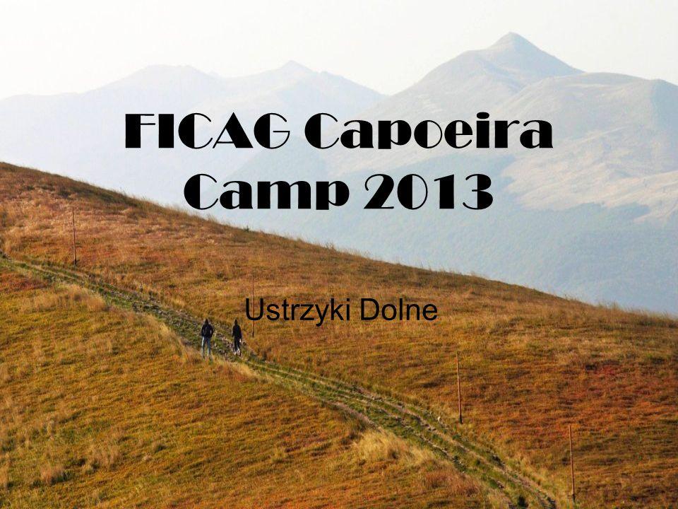 FICAG Capoeira Camp 2013 Ustrzyki Dolne