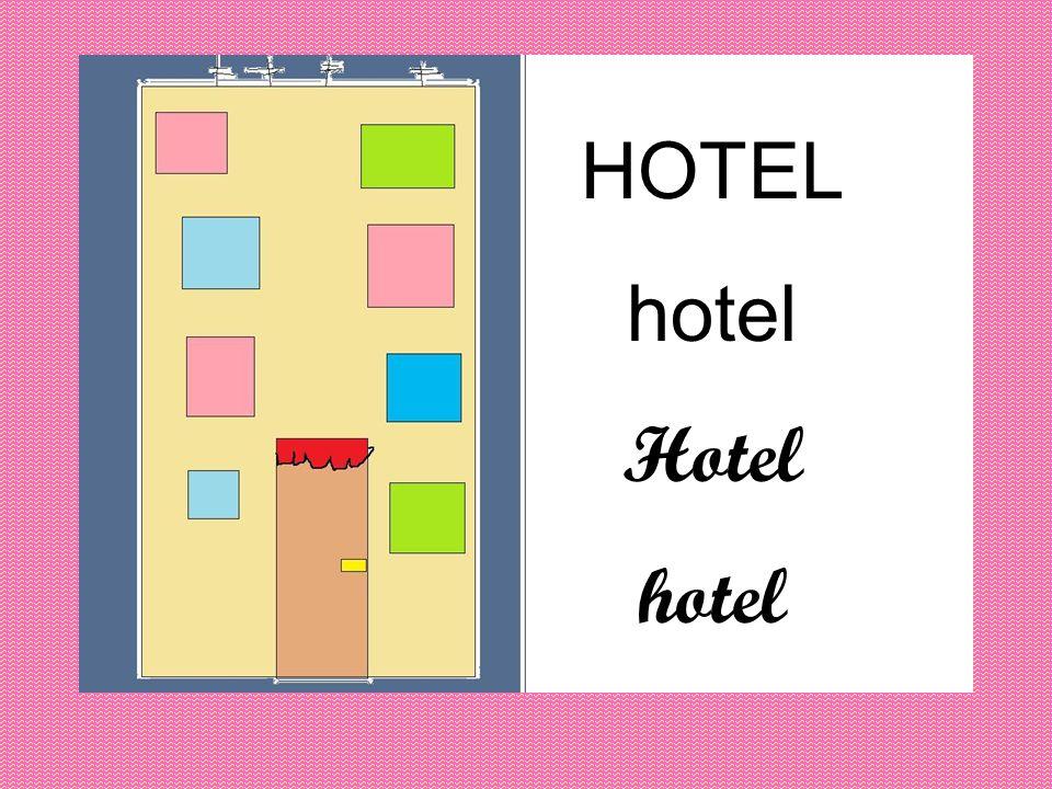 HOTEL hotel Hotel hotel