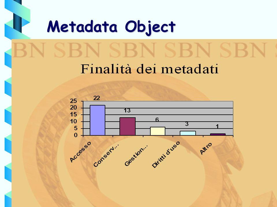 Metadata Object