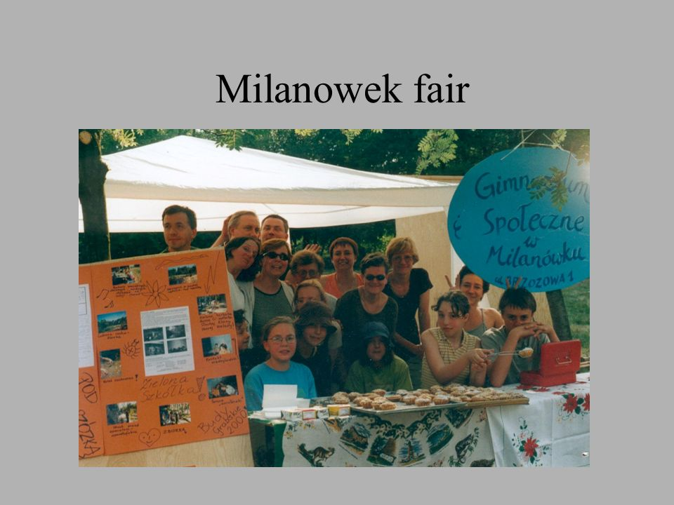 Milanowek fair