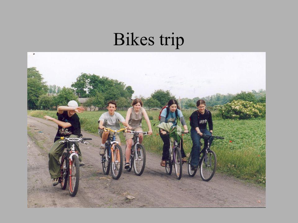 Bikes trip
