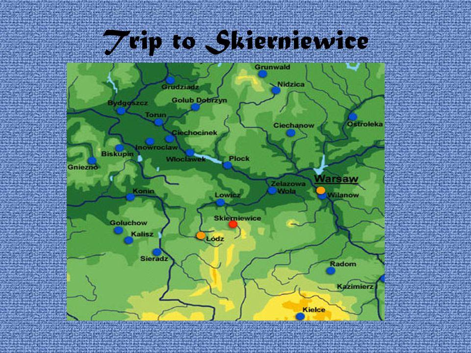 Trip to Skierniewice