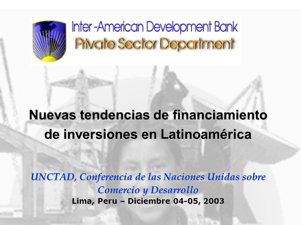 12 IDB/PRI/CMU/October 2003 IDB (PRI) Financial Instruments: Overview IDB Financial Guarantees (partial credit guarantees) IDB Financial Guarantees (partial credit guarantees): credit enhancements to improve credit risk profiles of local issuers to enable them to access market financing under better conditions (tenor and pricing).
