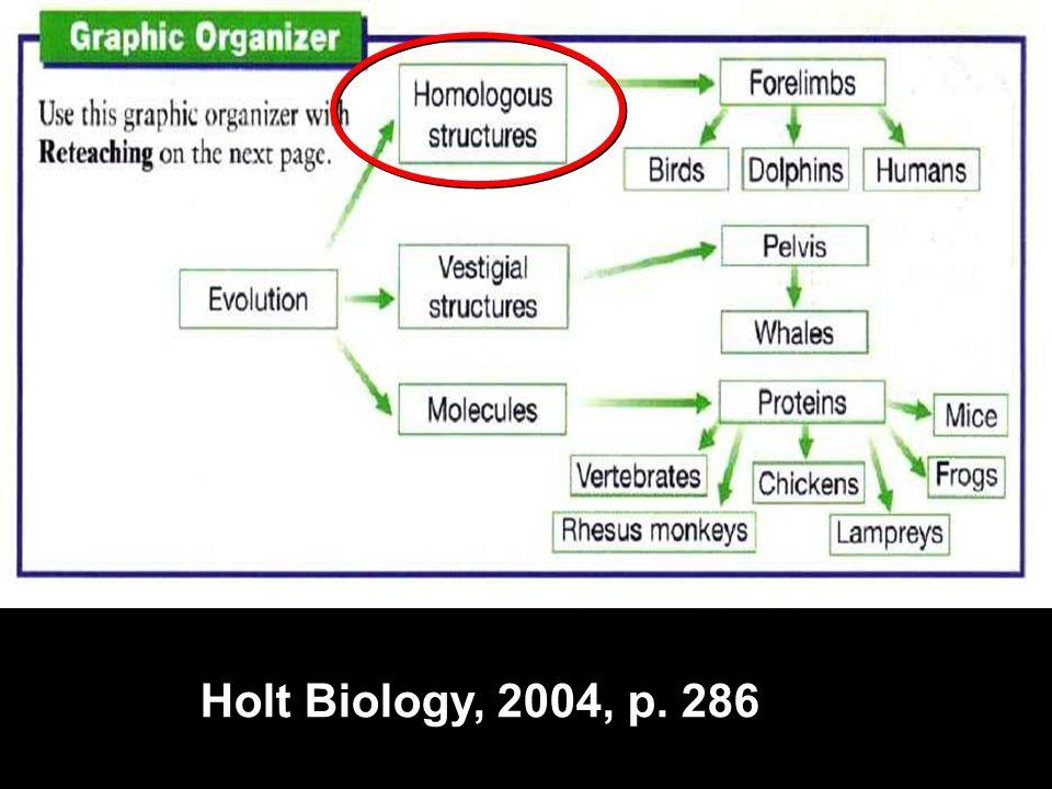 Holt Biology, 2004, p. 286