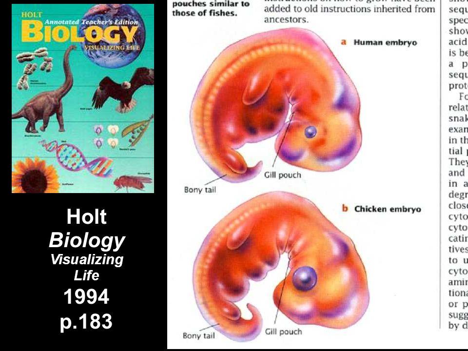 Holt Biology Visualizing Life 1994 p.183