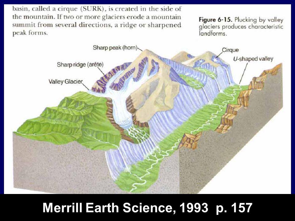 Merrill Earth Science, 1993 p. 157