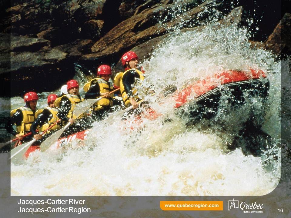Jacques-Cartier River Jacques-Cartier Region 16