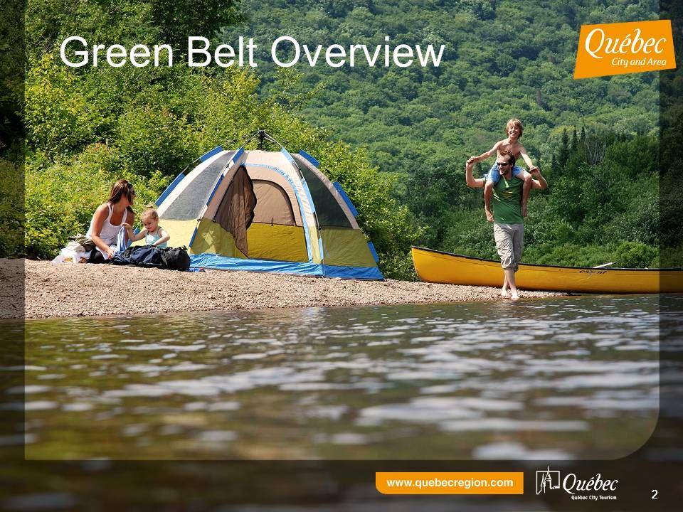 22 Green Belt Overview