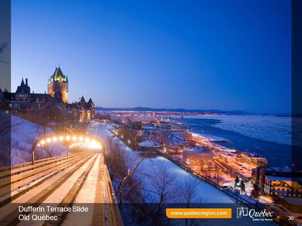 Dufferin Terrace Slide Old Québec 30