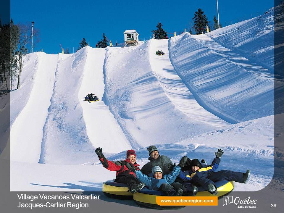 Village Vacances Valcartier Jacques-Cartier Region 36