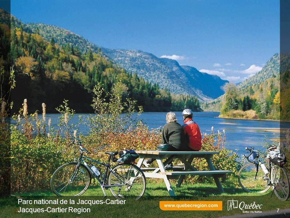 Parc national de la Jacques-Cartier Jacques-Cartier Region 7