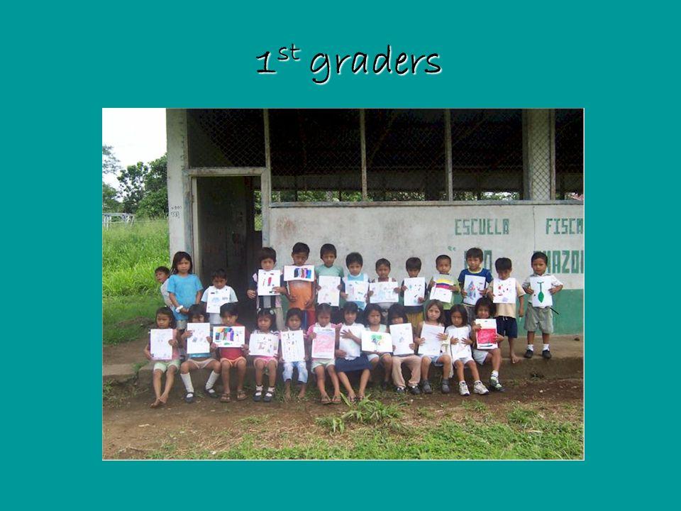 1st graders