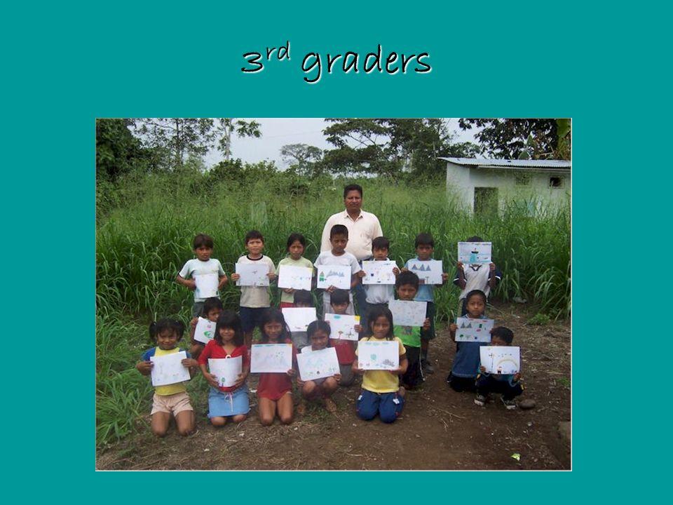 3rd graders