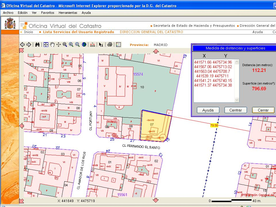 Quality and efficiency improvements in Cadastre and Land Registry