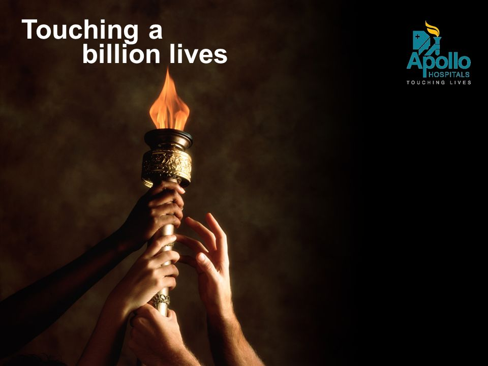 Touching a billion lives