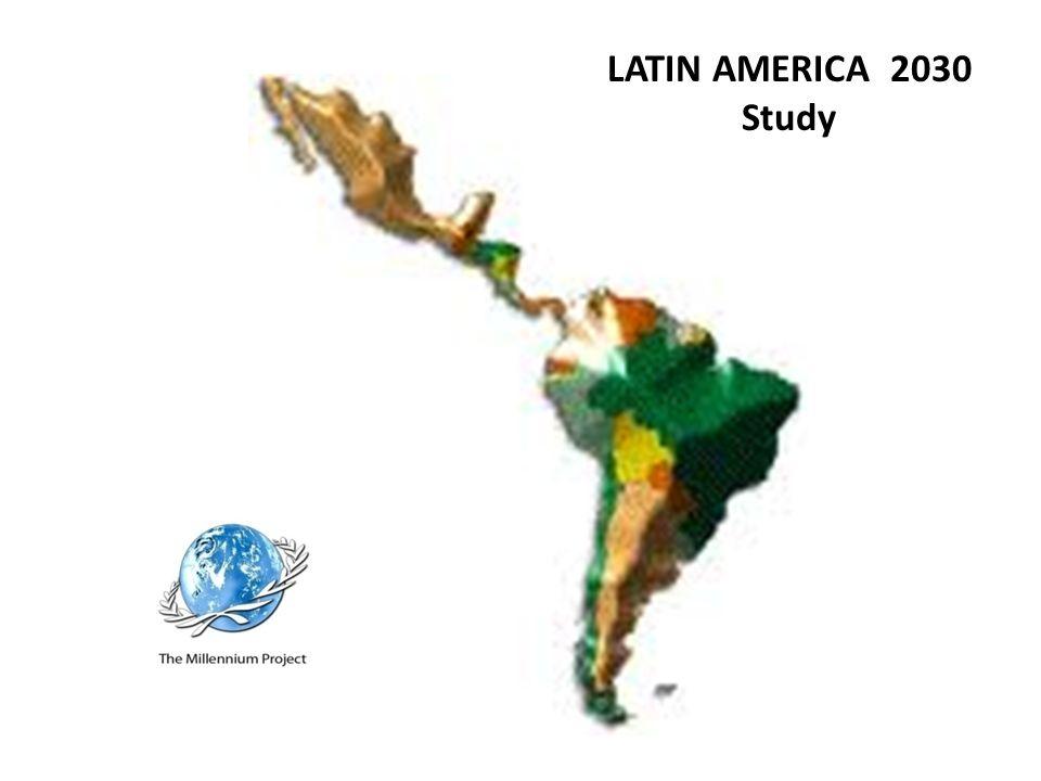 LATIN AMERICA 2030 Study