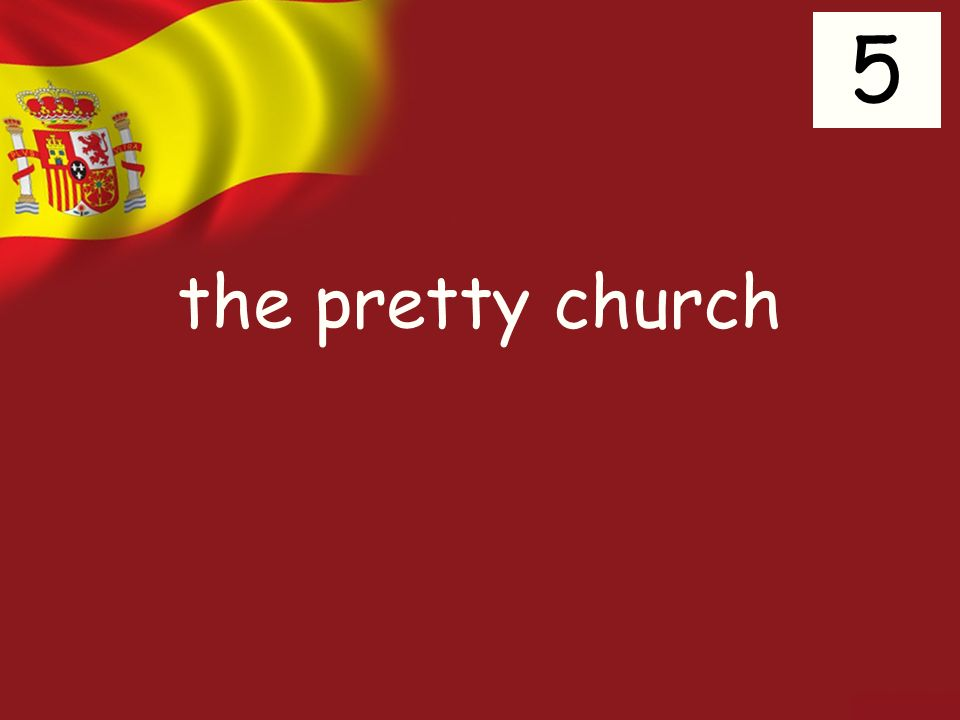 the pretty church 5