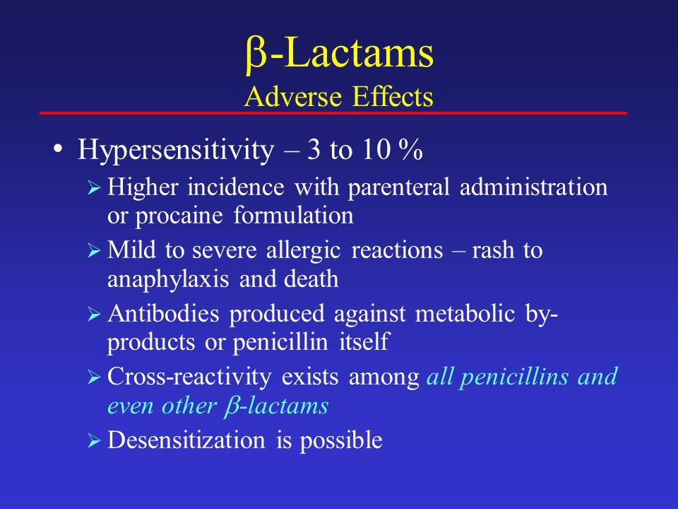 Tigecycline Adverse Effects >10%: Gastrointestinal: Nausea (25% to 30%), diarrhea (13%) 2% to 10%: Cardiovascular: Hypertension (5%), peripheral edema (3%), hypotension (2%) Central nervous system: Fever (7%), headache (6%), dizziness (4%), pain (4%), insomnia (2%) Dermatologic: Pruritus (3%), rash (2%) Endocrine: Hypoproteinemia (5%), hyperglycemia (2%), hypokalemia (2%) Hematologic: Thrombocythemia (6%), anemia (4%), leukocytosis (4%) Hepatic: SGPT increased (6%), SGOT increased (4%), alkaline phosphatase increased (4%), amylase increased (3%), bili increased (2%), LDH increased (4%) Neuromuscular & skeletal: Weakness (3%) Renal: BUN increased (2%) Respiratory: Cough increased (4%), dyspnea (3%)