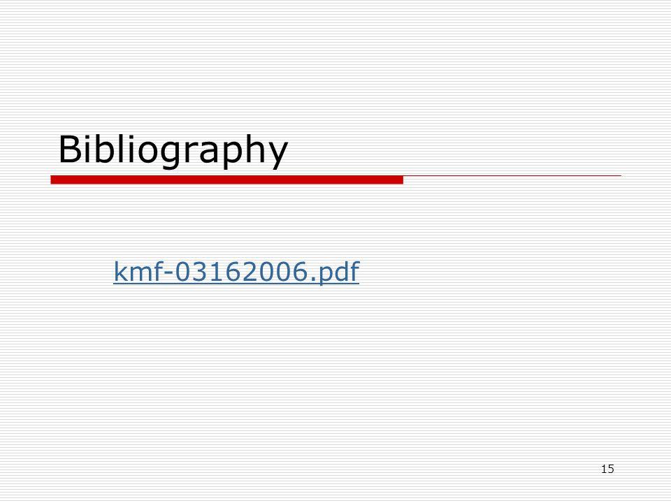 15 Bibliography kmf-03162006.pdf