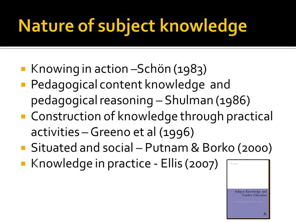 Institution Professional context Individual