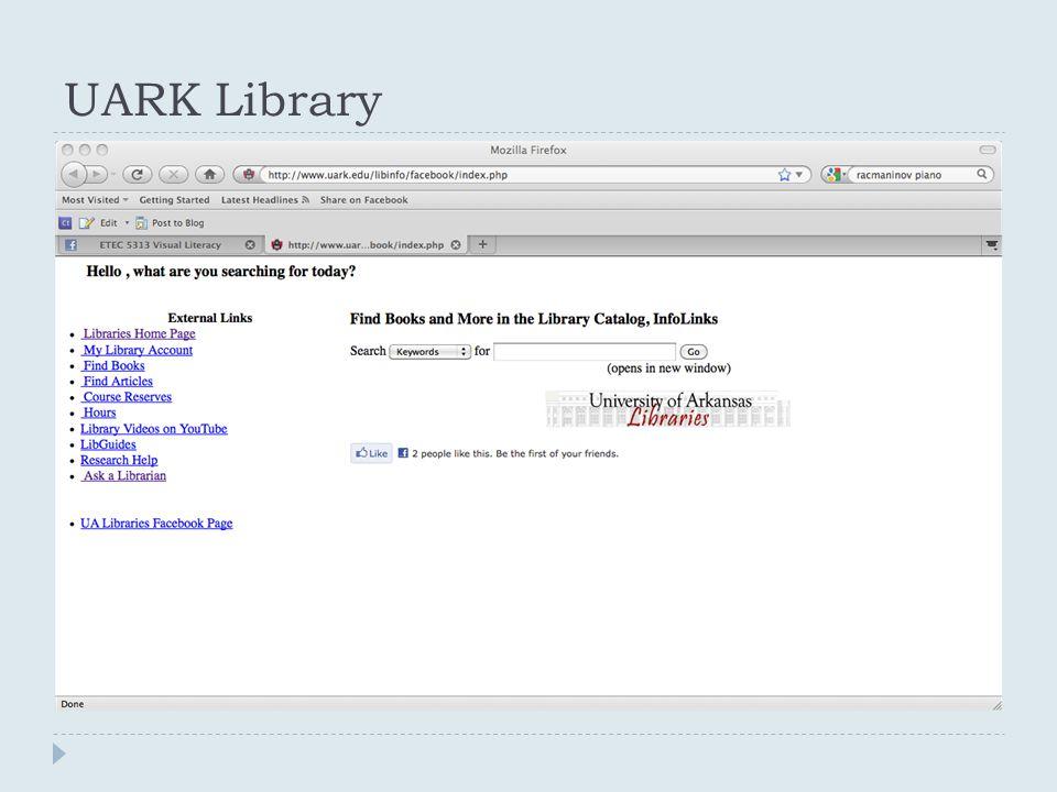 UARK Library