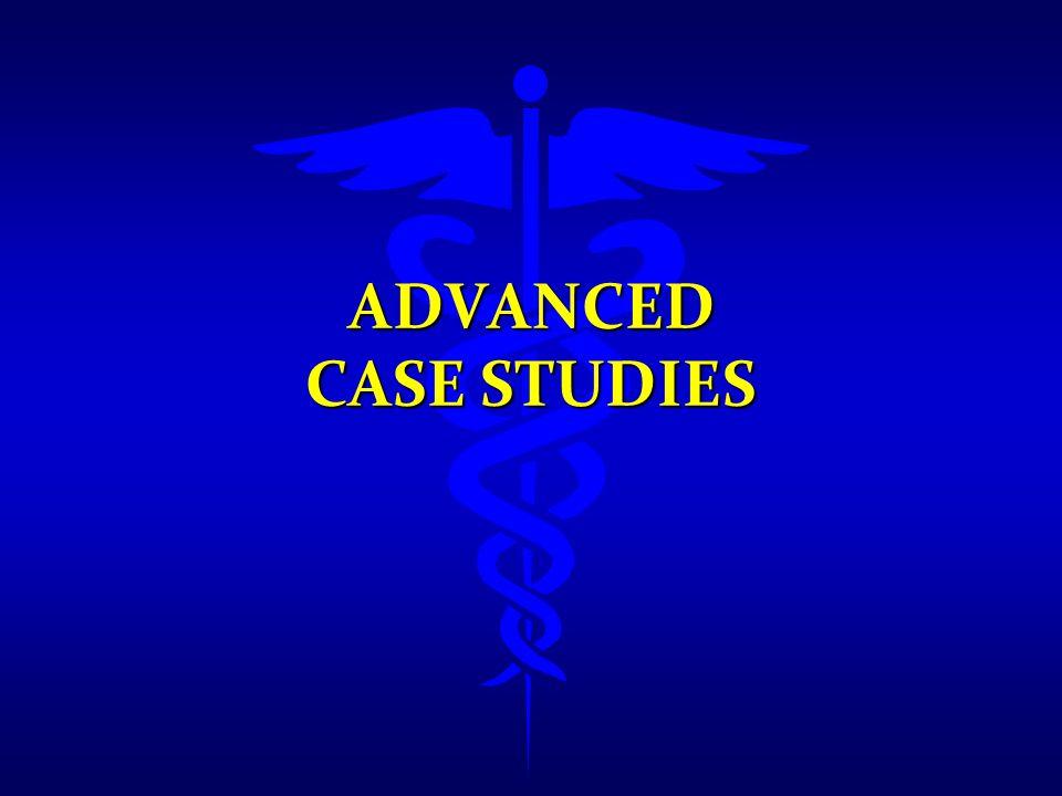 ADVANCED CASE STUDIES