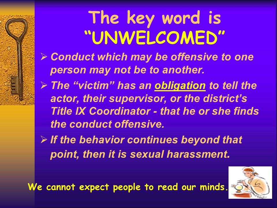 With regard to Employee-to-Student, the behavior is ALWAYS forbidden...