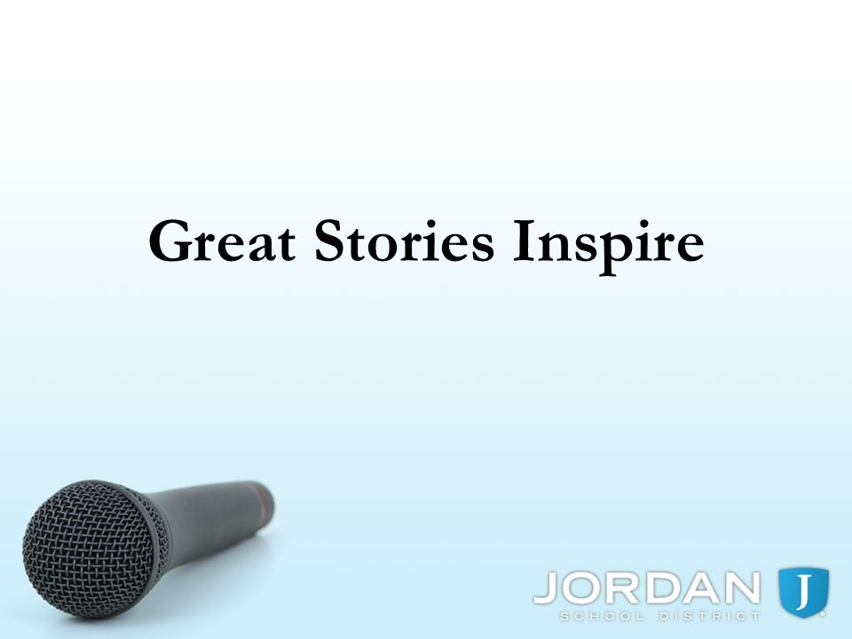Great Stories Inspire