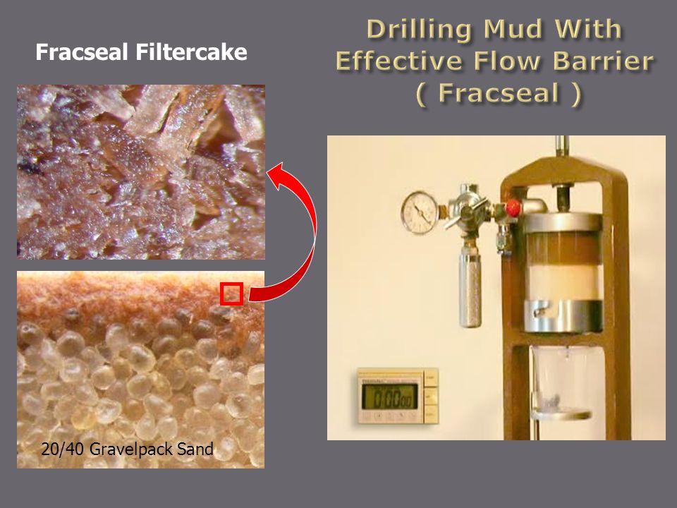 Fracseal Filtercake 20/40 Gravelpack Sand