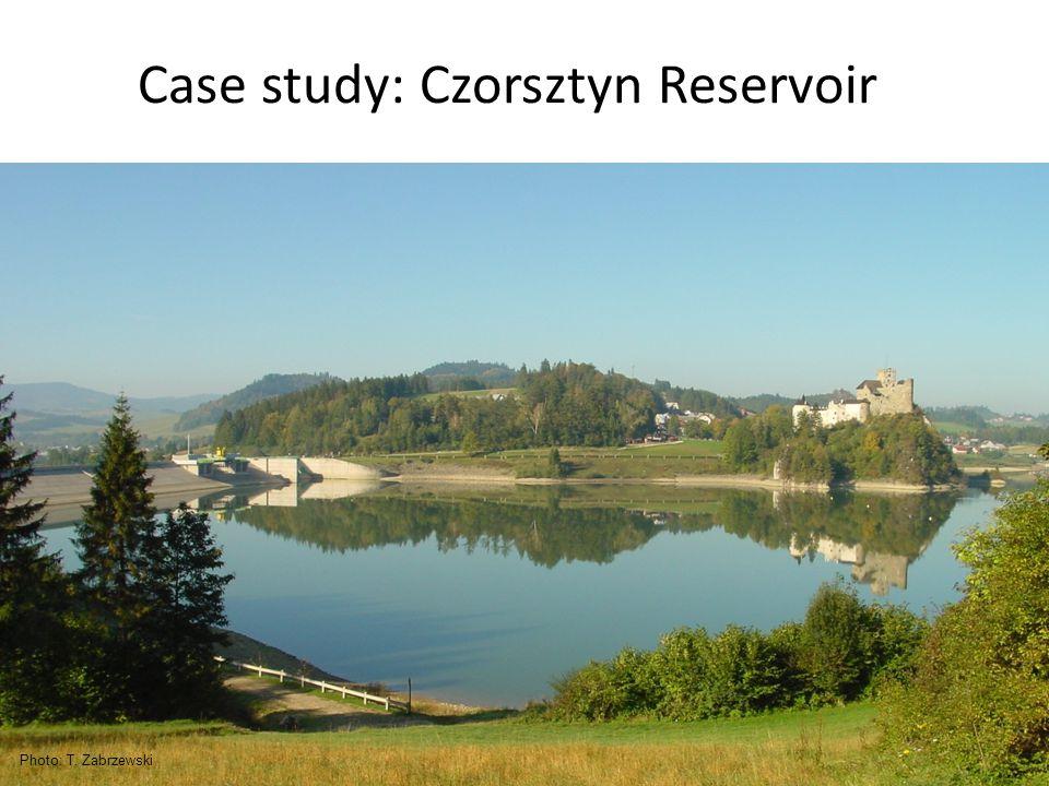 Case study: Czorsztyn Reservoir Photo: T. Zabrzewski