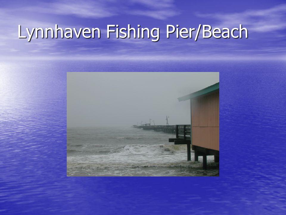 Lynnhaven Fishing Pier/Beach
