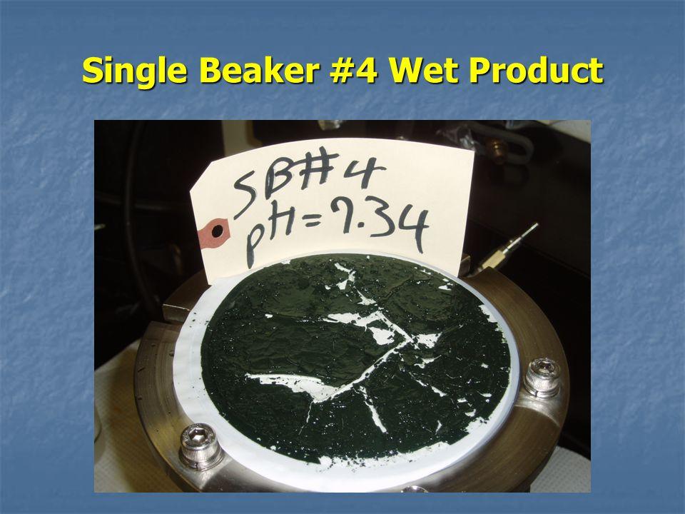 Single Beaker #4 Wet Product