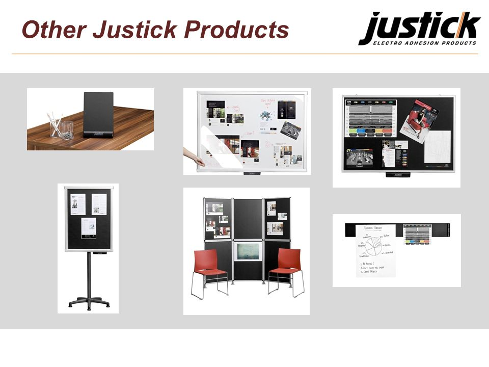 Other Justick Products