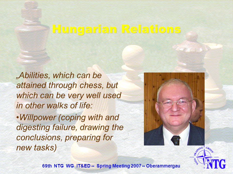 """""""Chess has the power to make the mind keener, and through creating discipline, to develop the personality."""" """"Chess teaches adequate concentration, sel"""