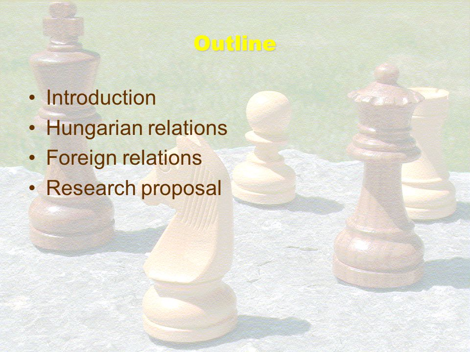 Goals of this presentation To show the usefulness of chess in –strategic thinking –decision making –skills development To launch research to work out
