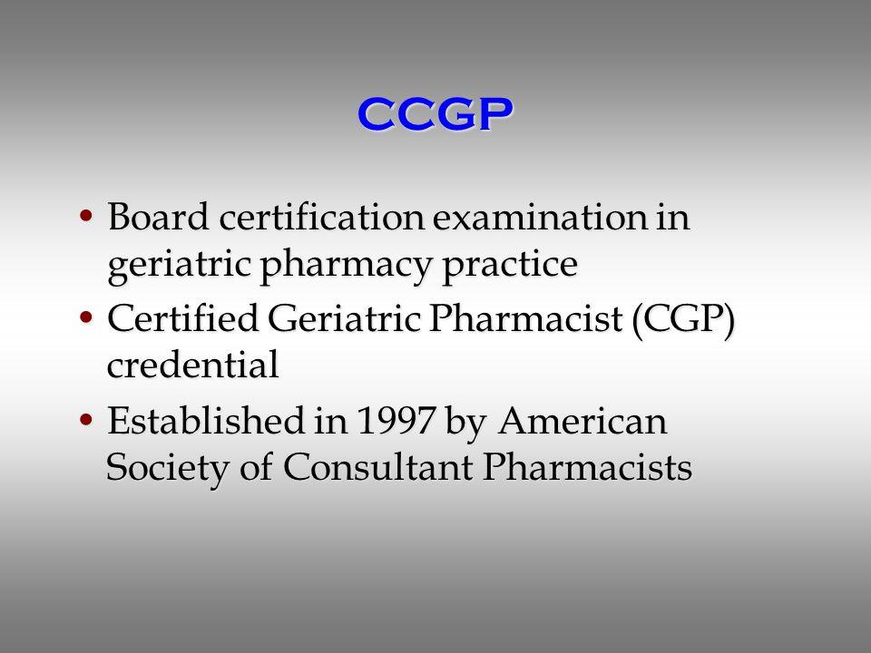 Comparison Senate Bill 493 Initiate, adjust, or discontinue drug therapy CGP Content Outline II.