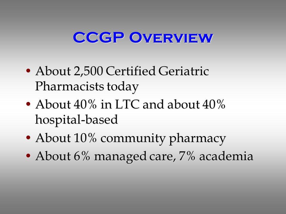 CGP Credential
