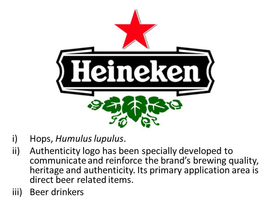 i)Hops, Humulus lupulus.