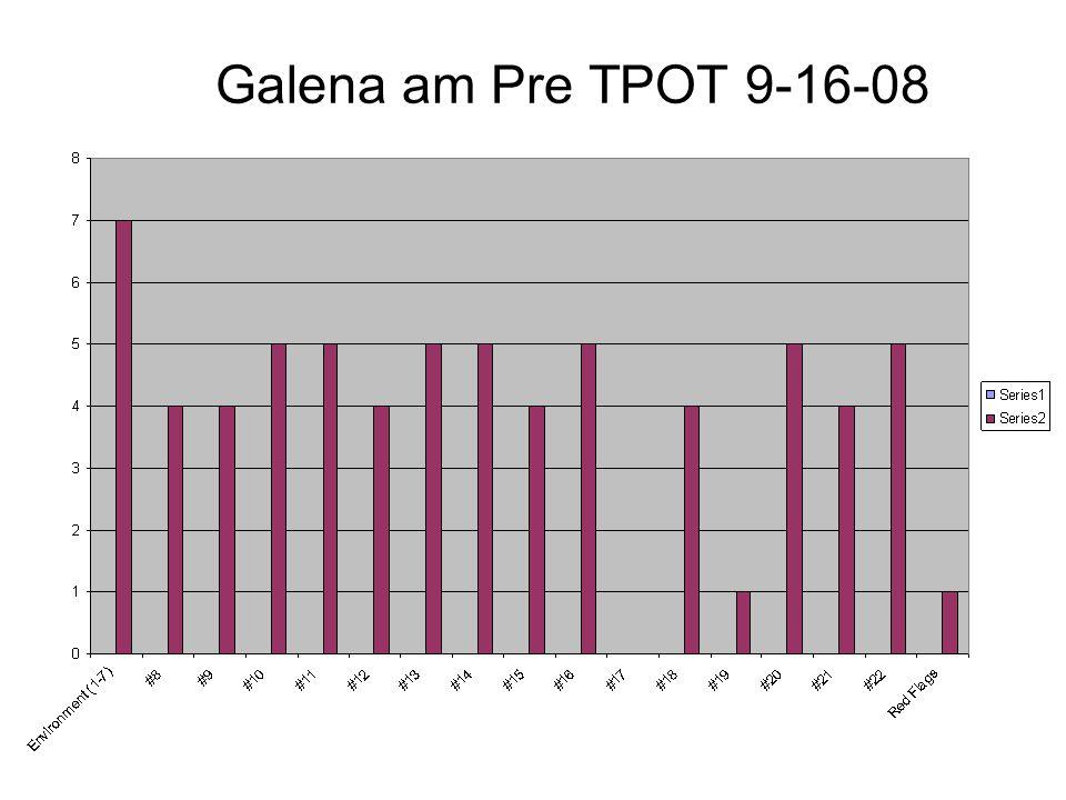 Galena am Pre TPOT 9-16-08