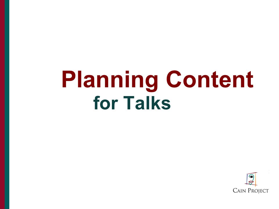 2 What You'll Learn Planning Content Getting Started with Design Displaying Text Displaying Graphics Animating Presenting