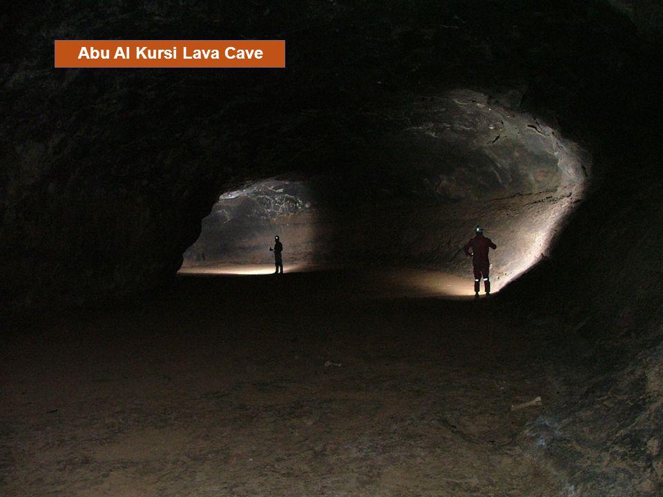 Abu Al Kursi Lava Cave