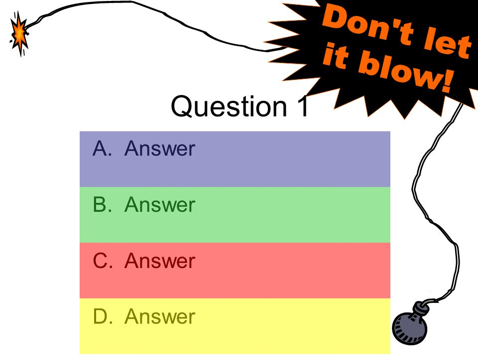 Question 7 Answer and explanation