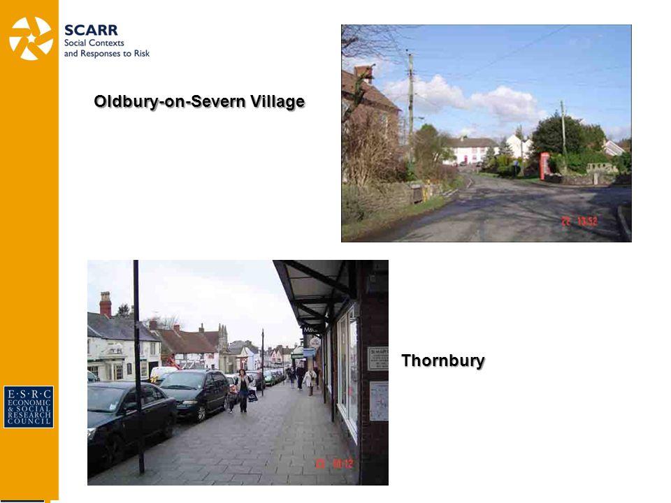 Oldbury-on-Severn Village Thornbury