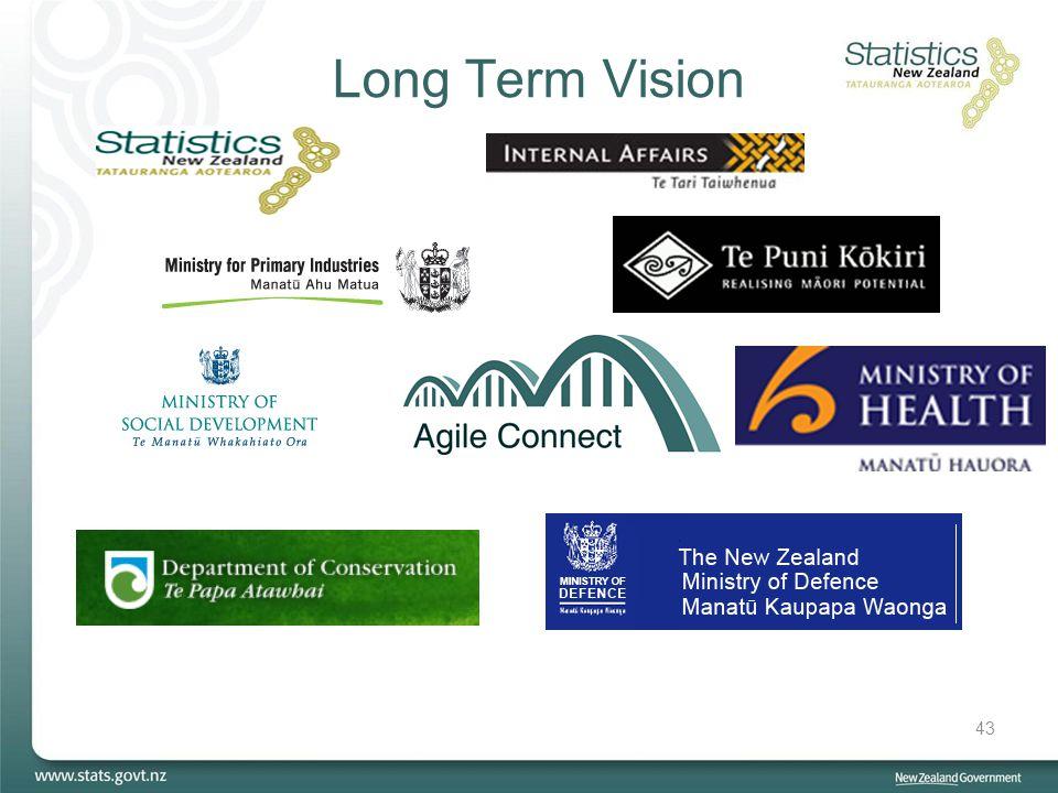 43 Long Term Vision