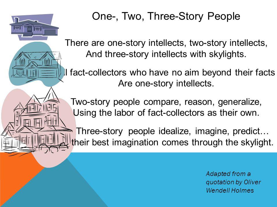 The Three-Story House