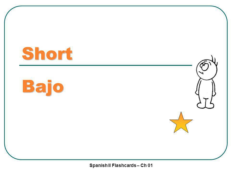 Short Bajo