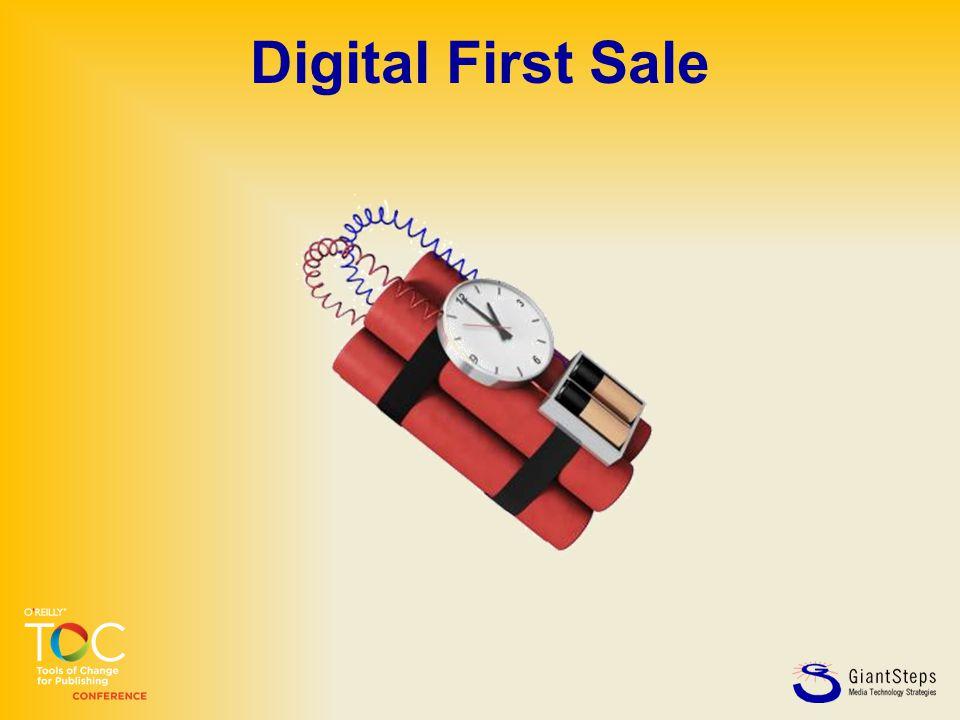 Digital First Sale