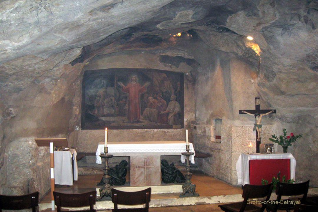 Garden-of-Gethsemane-Jerusalem. Huerto de Getsemaní.